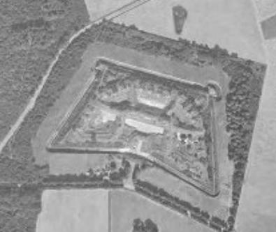 Le fort en 1952