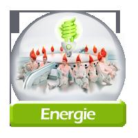 Energie Basse & Haute tension pour particuliers et entreprises